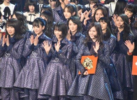 乃木坂46 レコード大賞2017