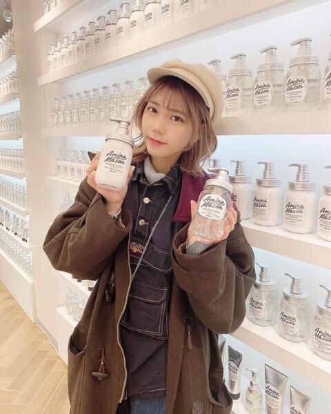 川後陽菜 Instagram