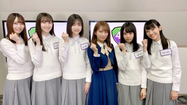 乃木坂46 新4期生配属決定
